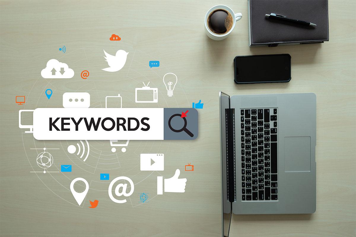 Herramientas para la búsqueda de palabras clave