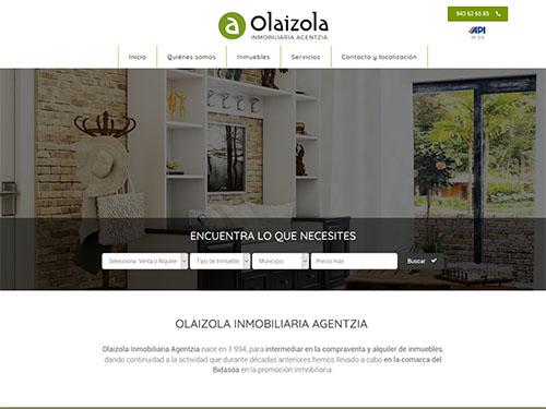 Inmobiliaria Olaizola