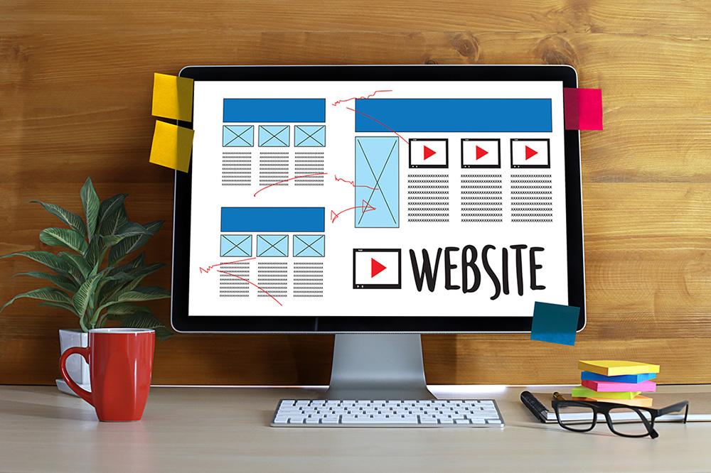 10 errores que debes evitar al crear tu sitio web